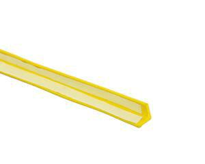 アングル型スポンジ黄20×20×450 SL206-450