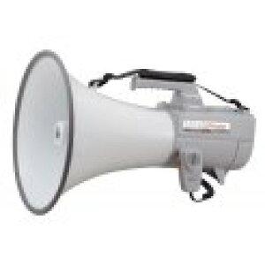TOA ショルダーメガホン 30W ホイッスル音付き ER-2130W
