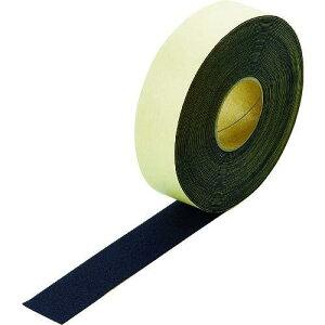 TRUSCO プロテクトテープ 黒 25mmX10m