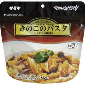 サタケ マジックパスタきのこのパスタ(デミグラス風味)   1FMR51002ZE