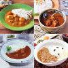 World Curry 10 food set