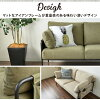 Two vintage styles take it, and they include the fabric 2P sofa postage with the sofa 138cm in width cushion *2 steel frame elbow holder leg!
