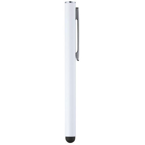 プリンストン 導電シリコン搭載タッチペン ホワイト PSA-TP2WH(1本入)