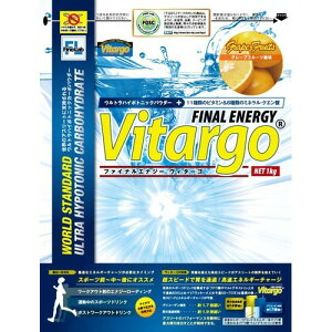 ファインラボ ファイナルエナジー ヴィターゴ グレープフルーツ 1kg 【ファインラボ】【炭水化物(カーボ)】