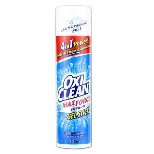 オキシクリーン マックスフォース ジェルスティック 175g 【オキシクリーン(OXI CLEAN)】【シミ取り 衣類用】