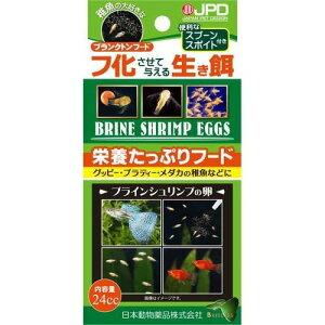 プランクトンフード ブラインシュリンプの卵(24cc)