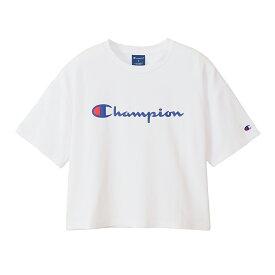 チャンピオン Champion スポーツ・アウトドア ウェア(レディース) S/S T-SHIRT ホワイト(010) L CW-TS318