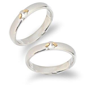 【刻印無料】【納期約4週間】Tenshi no Tamago 天使の卵 Angel Wedding 10金マリッジリング 結婚指輪 レディース メンズ ペア 10金 K10 ホワイトゴールド ダイヤモンド 誕生石12色 AW2350K10WG