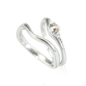 【刻印無料】【納期約4週間】Tenshi no Tamago 天使の卵 Angel Wedding K18 マリッジリング 結婚指輪 レディース メンズ ペア 10金 ホワイトゴールド ダイヤモンド 誕生石12色 AW2361K10WG 彼女 クリスマス