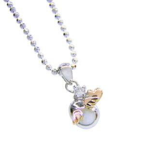 【送料無料】Tenshi no Tamago 天使の卵 Light Jewelry Collection 10金 ホワイトゴールド ネックレス レディース 天使164D ハート ペンダント K10 ダイヤモンド プレゼント シンプル 人気 ギフト 誕生日 女