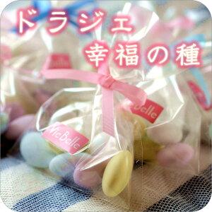 【洋菓子のヴィベール】 《ドラジェ -幸福の種-》 [焼き菓子][スイーツ][プチギフト]