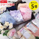 お買い得ショーツ福袋5枚セット 【送料無料】レディースポイント消化にも!