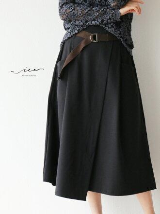 【再入荷♪♪3月31日20時より】「Vieo」カジュアルキレイをつくるスカートゆったりレディースVieoヴィオきれいめシンプル大人上品