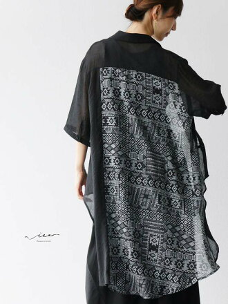 ▼▼「Vieo」「個性的」くらいがちょうどいい羽織り8月12日20時販売新作ゆったりレディースVieoヴィオきれいめシンプル大人上品