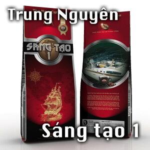 ベトナムコーヒー SangTao1 ロブスタ 粉(中挽き) 340g チュングエン TrungNguyen Sang Tao 1