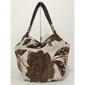 ベトナムバッグ ビーズバッグ チェーン レディーストートバッグ 肩掛け 鞄 花柄 ベトナム雑貨 アジアンバッグ