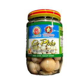Ngoc Lien なすびの塩漬け 365g 1瓶 Ngoc Lien Ca Phao 365g 1 hu 【アジアン、エスニック、ベトナム食材、ベトナム食品、ベトナム料理、漬物】