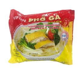 VIFON ベトナム インスタントフォー 鶏肉風味 1ケース(30袋入り) VIFON Pho Ga 1 thung(30 goi)【アジアン、エスニック、ベトナム食材、ベトナム食品、食品、ベトナムフォー、チリソース】