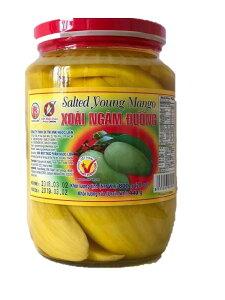 Ngoc Lien マンゴー塩漬け瓶詰 800g 1瓶 Ngoc Lien Xoai Ngam Duong 800g 1 hu 【アジアン、エスニック、ベトナム食材、ベトナム食品、ベトナム料理、漬物、トロピカルフルーツ、マンゴー】