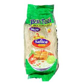 SAFOCO ブン(ベトナムビーフン) 300g 1袋 Bun tuoi SAFOCO 300g 1goi 【アジアン、エスニック、ベトナム食材、ベトナム食品、ベトナム料理、ライスヌードル、ブン、ビーフン、チリソース】