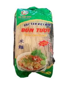 HUONG NAM ブン(ベトナムビーフン) 500g 10袋 Bun tuoi HUONG NAM 500g 10goi 【アジアン、エスニック、ベトナム食材、ベトナム食品、ベトナム料理、ライスヌードル、ブン、ビーフン、チリソース】