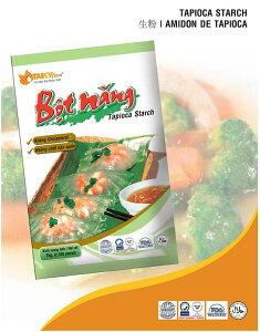 TAI KY タピオカ粉 1kg 1袋 TAI KY Bot Nang 1kg 1tui 【アジアン、エスニック、ベトナム食材、ベトナム食品、ベトナム料理、米粉、タピオカ、ミルクティ】