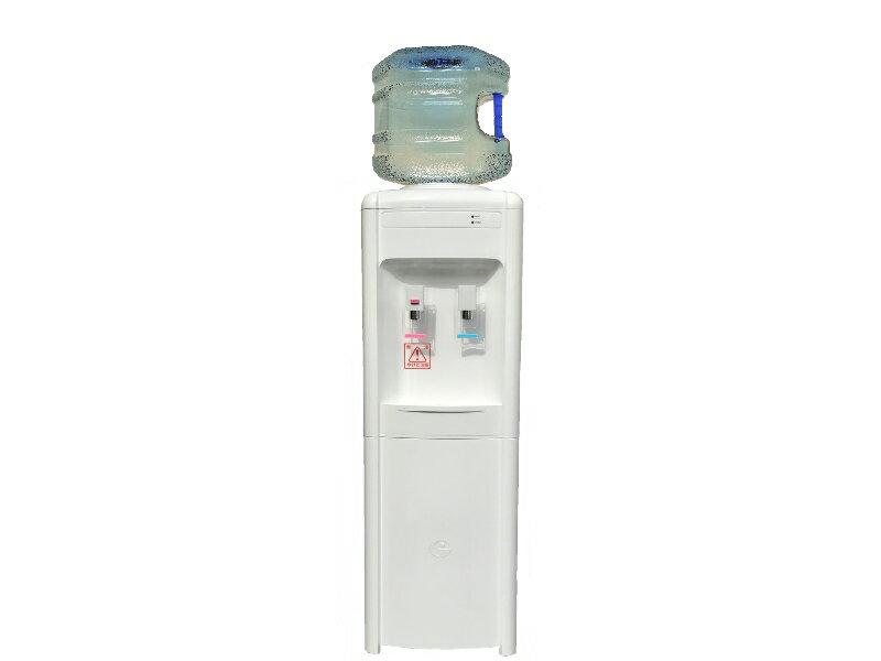 ガロンボトル用据置型ウォーターサーバー G01A  専用12リットルポリカーボネートボトル1本つき