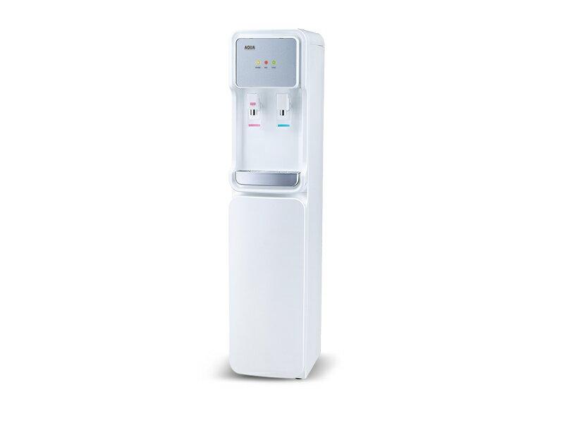 水道直結型浄水器内蔵ウォーターサーバー据置型 GP-501 ホワイト