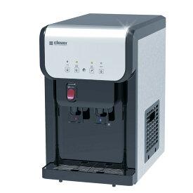 水道直結型浄水器内蔵ウォーターサーバー卓上型 SD19 ブラック