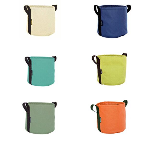 【4/21-4/28エントリーでポイント10倍】【全6色】BACSACバックサック / Bacsac Potバックサックポット 25L/プランター・鉢・布製