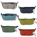 【全6色】BACSACバックサック|バックサックガーデン14L 2つ穴ポケットタイプ/プランター・鉢・布製
