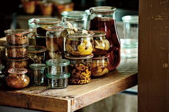 WECKウェック|チューリップシェイプ1000mlWE-745/保存容器・ガラス・キャニスター・密閉・保存瓶