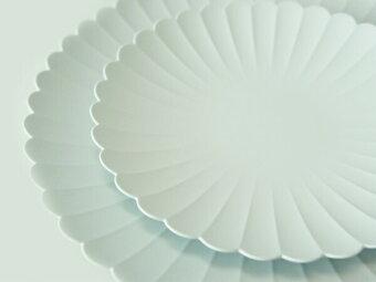 TYパレス|大皿と小皿ペアセット化粧箱付/陶器皿・テーブルウェア・ギフト