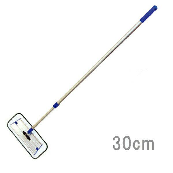 MQ プレミアムモップ セット 30cm BL 360度の可動域で床も壁もお掃除 マイクロファイバー 軽量 MQ Duotex
