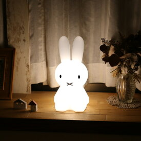 P10倍&100円クーポン対象 ミッフィー ファースト ライト USB 充電式 LED ランプ 1年保証 ミスターマリア MM-005 インテリア グッズ プレゼント 授乳 旅行 アウトドア かわいい おしゃれ