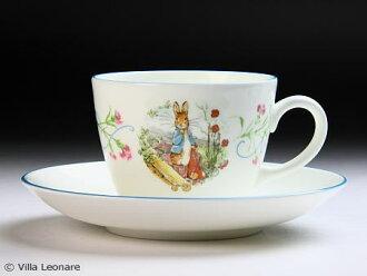 彼得兔茶杯和茶碟
