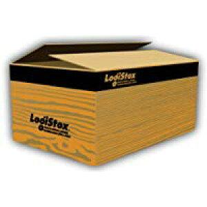デザインダンボール ロジストックスLサイズ段ボール/収納用品/梱包資材/ギフト用