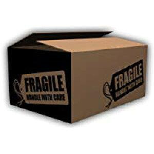 デザインダンボール タグ Lサイズ段ボール/収納用品/梱包資材/ギフト用