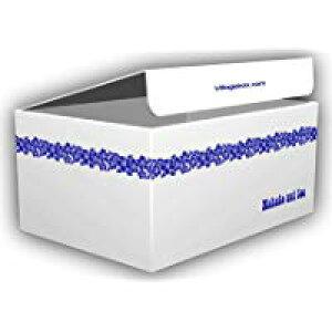 デザインダンボール ハワイアン Sサイズ段ボール/収納用品/梱包資材/ギフト用