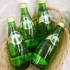 Perrier(ペリエ) 330ml瓶×4本