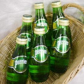 Perrier(ペリエ) 200ml瓶×6本