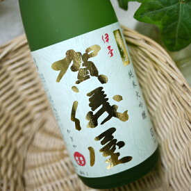 伊予 賀儀屋 無濾過 純米大吟醸 720ml / 成龍酒造