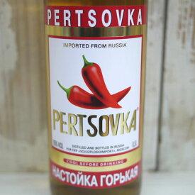 ペルツォフカ ロシアン ウォッカ 500ml