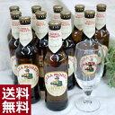 【送料無料】オリジナルグラス1コ付♪ビッラ・モレッティ 330ml瓶×11本セット
