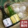 城川郷マカロン3個・清酒2本セット(送料込み)