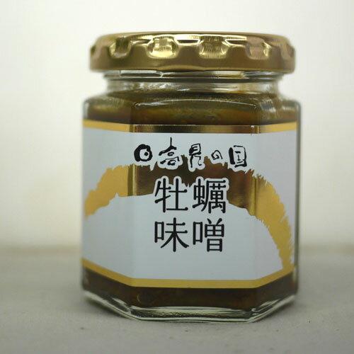 日高見の国 牡蠣味噌 100g /末永海産 株式会社