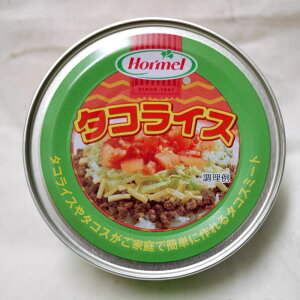 沖縄ホーメル タコライス缶詰 70g