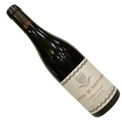 【フランスワイン】【赤ワイン】シャトー・ド・サンコム・コート・デュ・ローヌレ・ドゥー・アルビオン 2015[フルボディー]