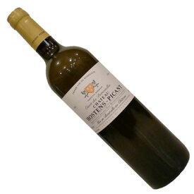 【ボルドーワイン】【白ワイン】シャトー オステンピカン ブラン 2014[フランス][辛口]