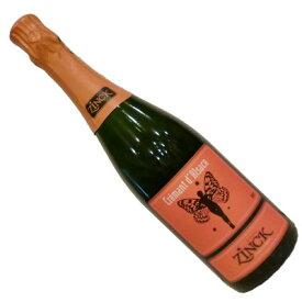 【フランスワイン】【スパークリングワイン】ポールジンク クレマン ダルザス ブリュット [辛口]